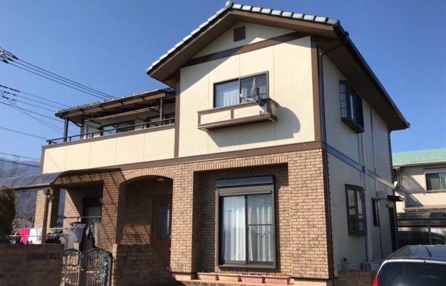千葉県木更津市 Y様邸 外壁塗装 日本ペイント パーフェクトトップ
