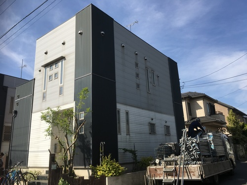 外壁屋根防水塗装