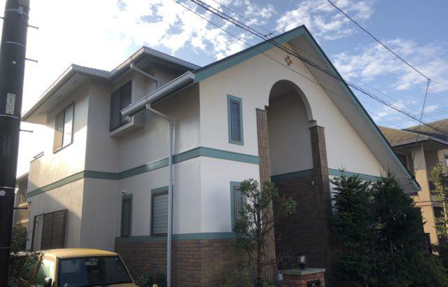 四街道市 外壁塗装 屋根カバー工事 コーキング工事