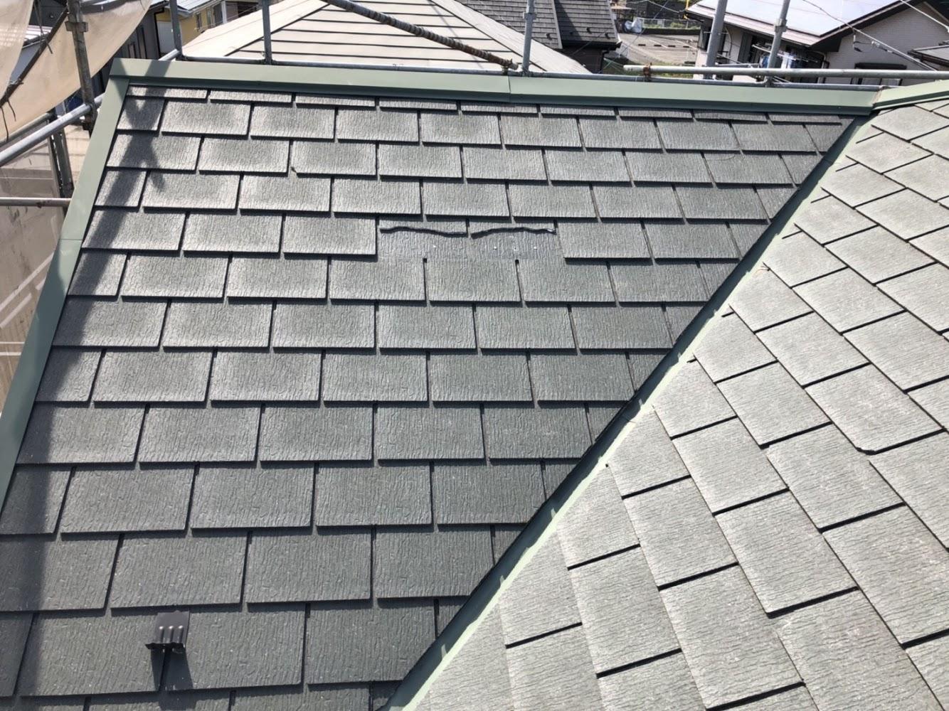 屋根の剥がれ、割れなど 屋根鈑金工事とは?