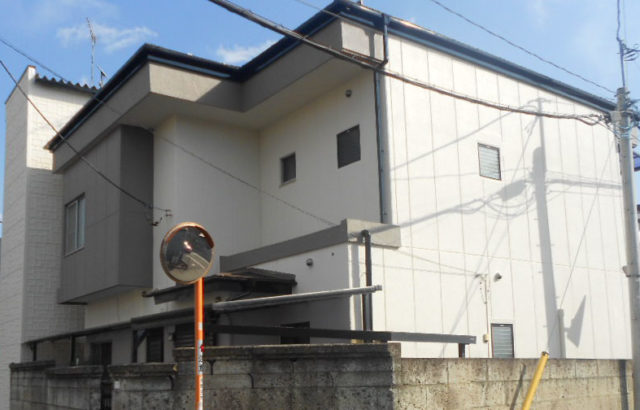 千葉県木更津市 外壁塗装 ナノコンポジットW