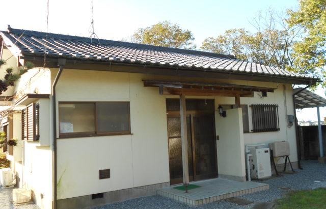 千葉県館山市 外壁塗装、コーキング取り替え ナノコンポジットW
