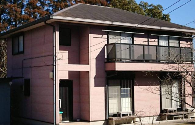 千葉県富津市 外壁塗装、屋根塗装 ピュアライドUVプロテクトクリヤー