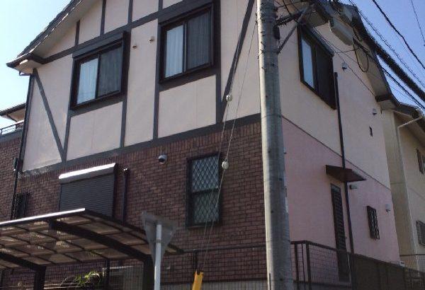 千葉県鴨川市 外壁塗装 付帯部塗装 クリーンマイルドシリコン