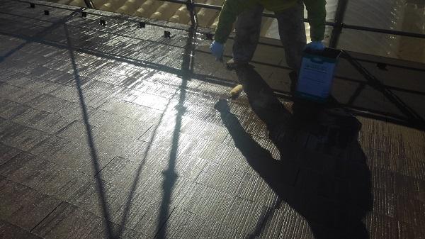 千葉県富津市 外壁塗装 屋根塗装 アパート塗装 工期 セミフロンⅡシリーズ