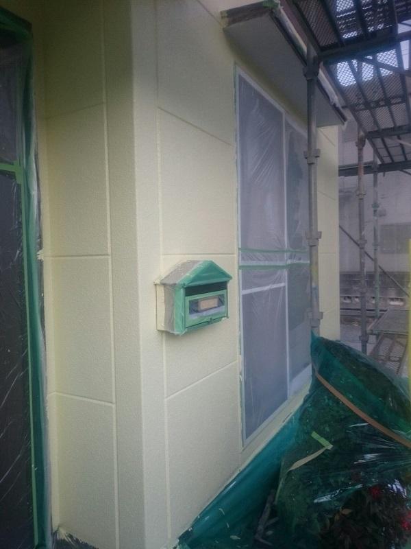 千葉県富津市 外壁塗装 付帯部塗装 JAXAと共同開発された塗料「ガイナ」