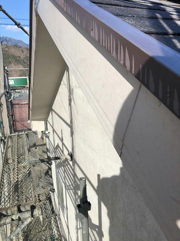 千葉県富津市 外壁塗装 付帯部塗装 付帯部塗装の重要性 破風板