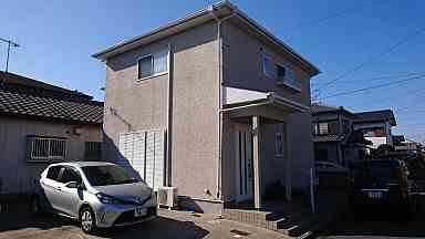 千葉県鴨川市 外壁塗装・コーキング工事 現場調査 チョーキング現象 コーキングの劣化 (3)