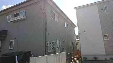 千葉県鴨川市 外壁塗装・コーキング工事 現場調査 チョーキング現象 コーキングの劣化 (1)