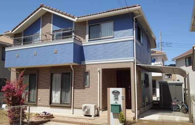 千葉県鴨川市 外壁・付帯部塗装工事 T様邸