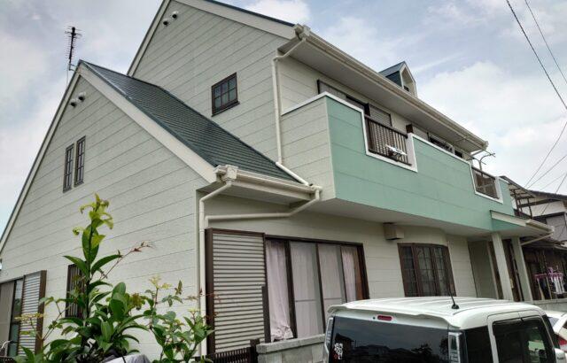 千葉県木更津市 屋根・外壁塗装工事 T様邸