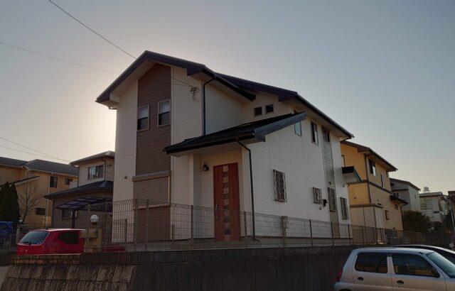 千葉県木更津市 外壁・屋根塗装工事 O様邸