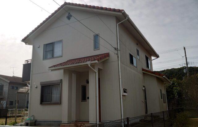 千葉県木更津市 外壁塗装工事 付帯部塗装 N様邸