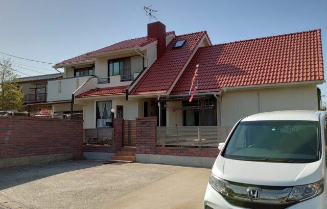 千葉県君津市 外壁・屋根塗装工事 K様