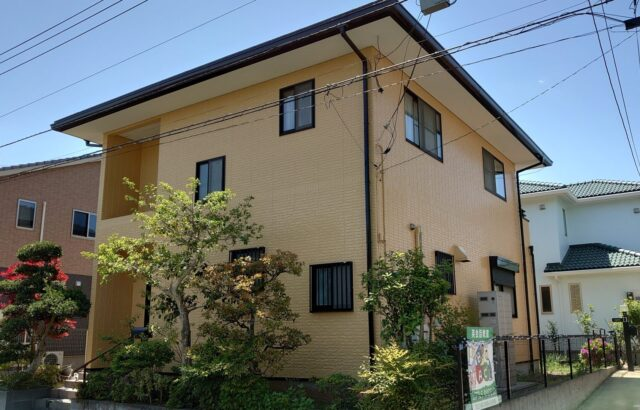 千葉県袖ヶ浦市 外壁・屋根塗装工事 T様邸