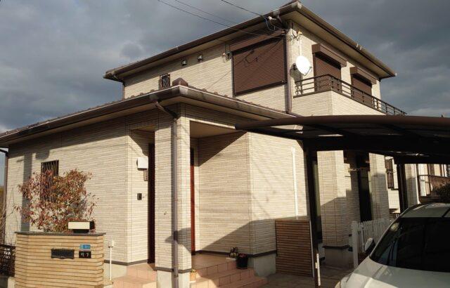 千葉県鴨川市 屋根・外壁塗装工事 クリアー塗装 付帯部塗装
