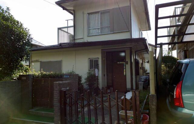 千葉県木更津市 屋根・外壁塗装工事 K様邸