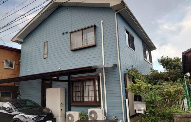 千葉県木更津市 屋根・外壁塗装工事 M様邸