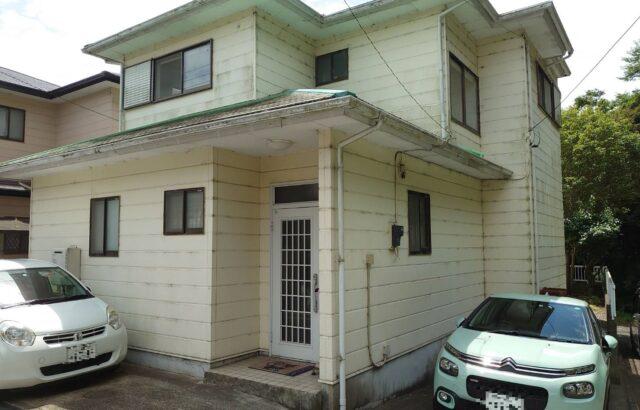 千葉県いすみ市 屋根・外壁塗装工事 雨樋補修 H様邸